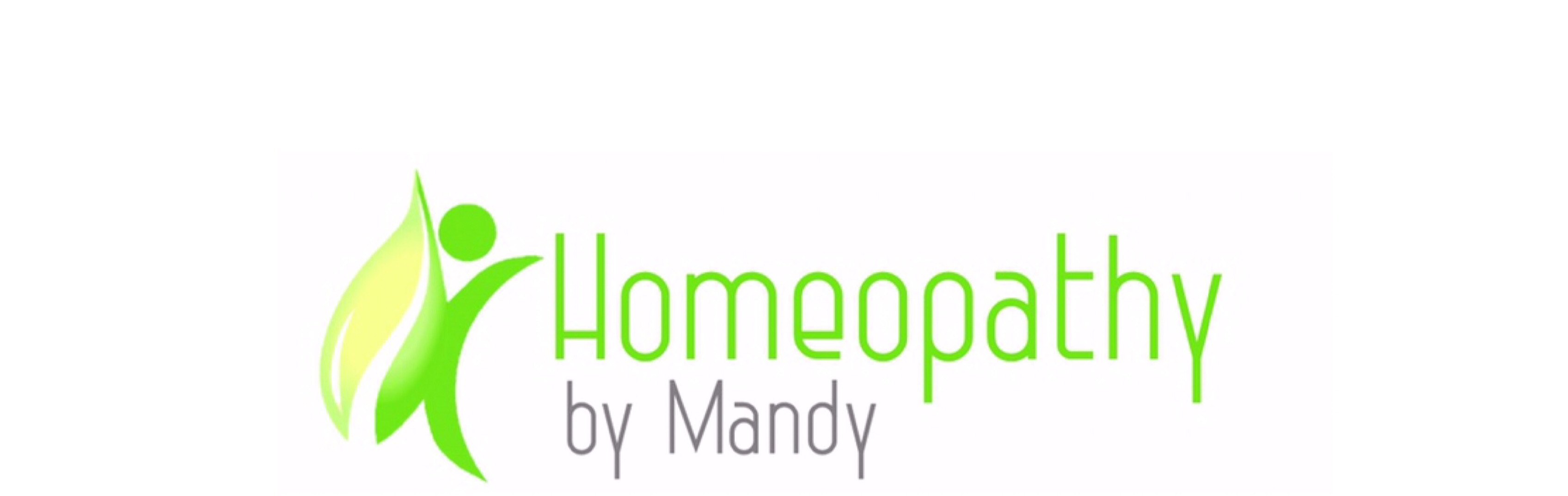 Mandy Hyde Logo - Homeopathy by Mandy